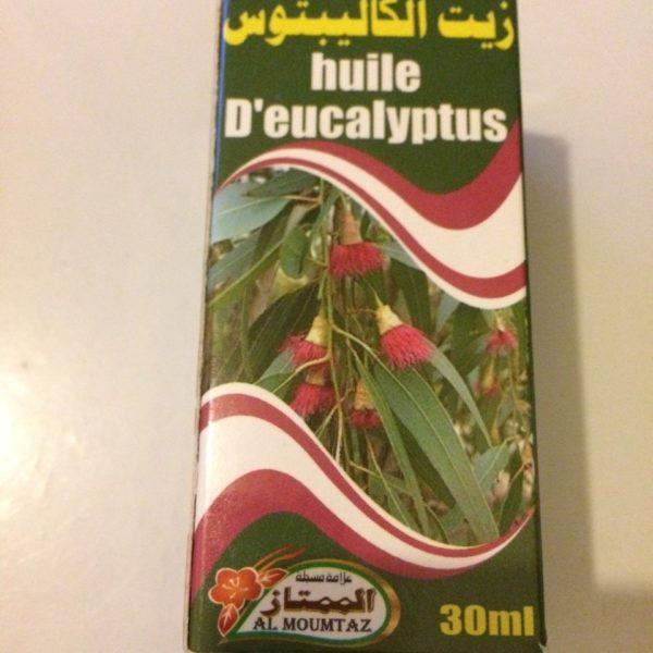 huile d'eucalyptus 30ml