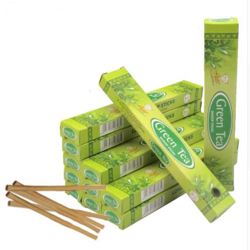 Encens th vert naturel aromatique la main indiqu e pour - Anti odeur canalisation naturel ...