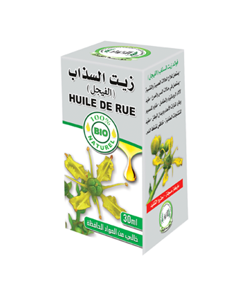 "Huile de Rue ""RUTA GRAVEOLENS"" BIO"