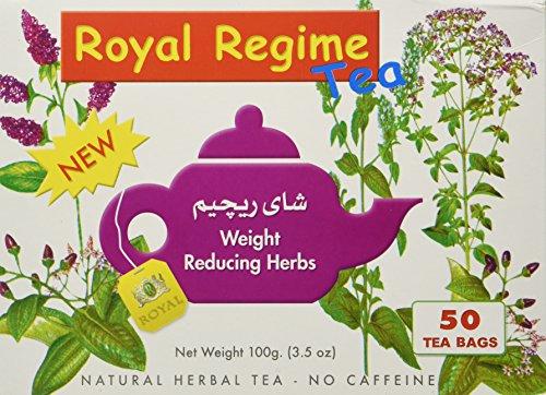 Royal Regime Tea 50 sacets pour la perte de poids