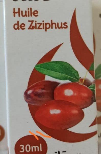 huile de ziziphus (sidr) 30 ML