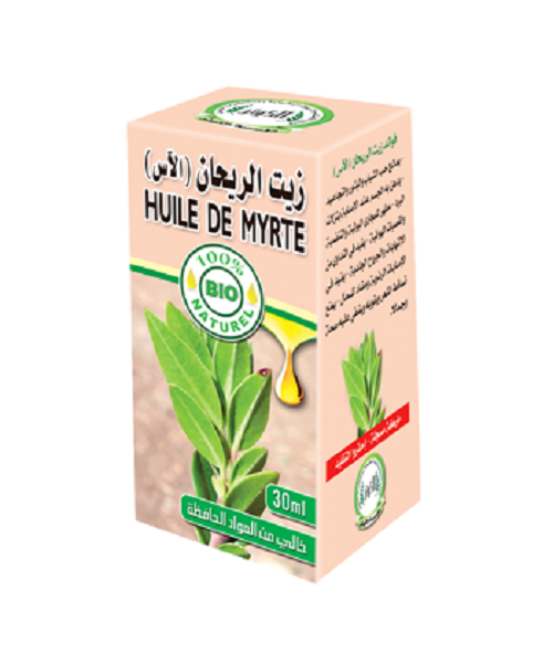 Huile de MYRTE (30 ml) bio