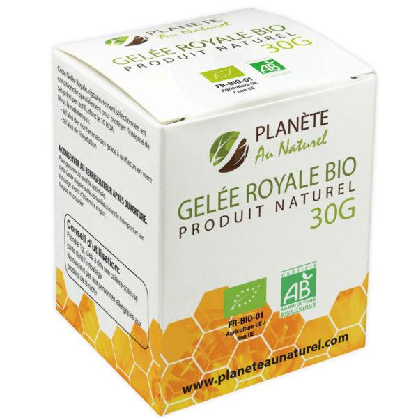 Gelée Royale Bio – 30 g