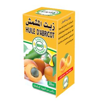 Huile D'abricot bio – 30ml – 100% Naturel – Alkawthar