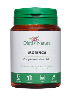 Moringa 60 gélules