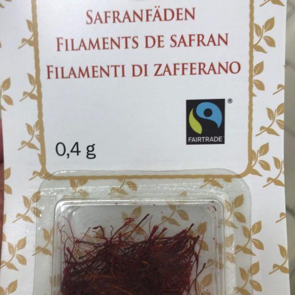 Safran 0,4 g