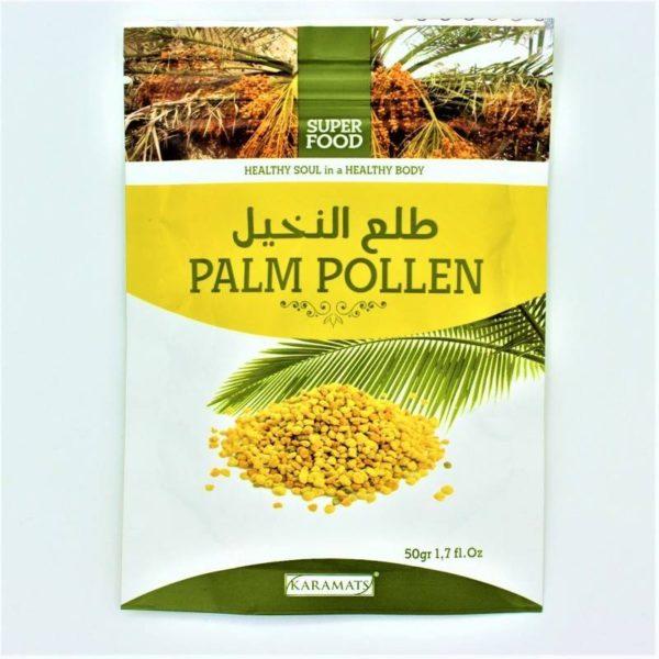 Pollen De Palmier – 50 Gr – Karamat – 100% Naturel