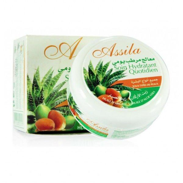Crème à l'Aloé Vera & Argan 100% Naturel excellent Anti-Ride
