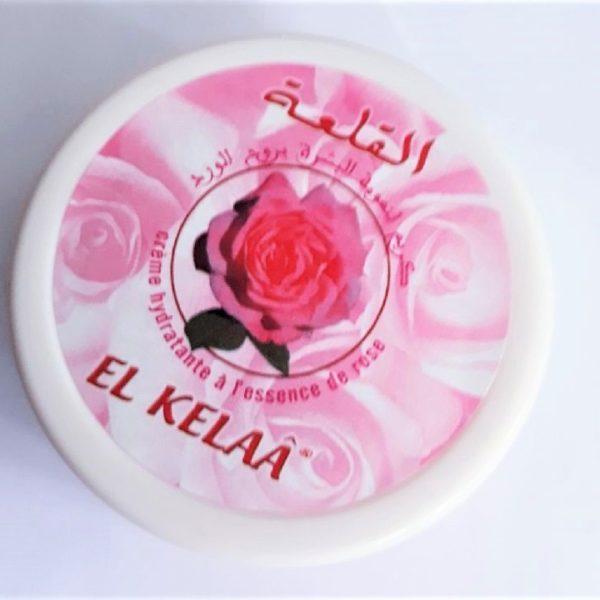 Crème visage à la rose