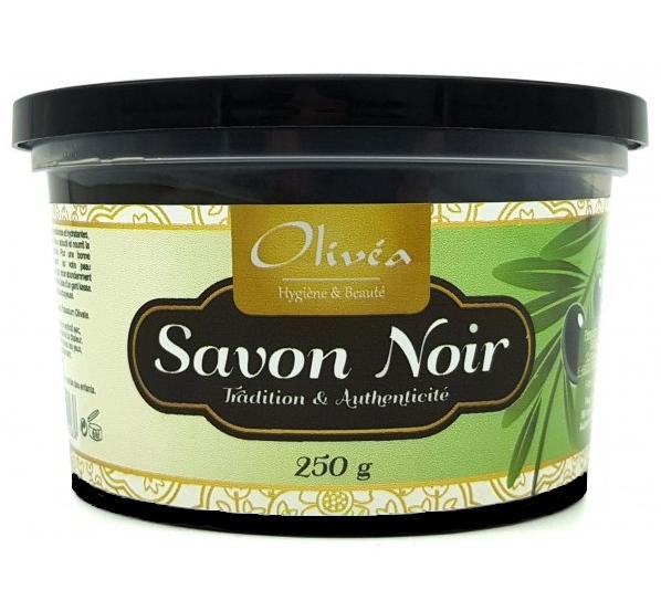 Savon Noir à l'Huile d'Olive – Olivéa- 250 Gr