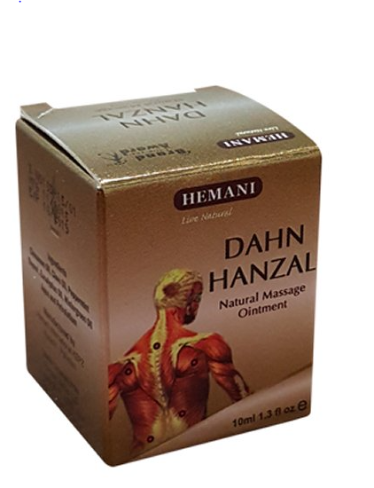 Crème apaisante à base de coloquinte – Dahn Hanzal