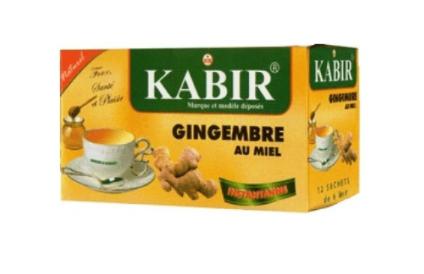 Infusion au Gingembre et au Miel – Kabir